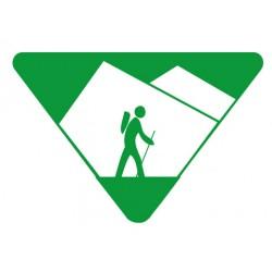 Badge louvetisme GSE - Loup des montagnes