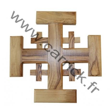 Croix de Jérusalem – gd modèle