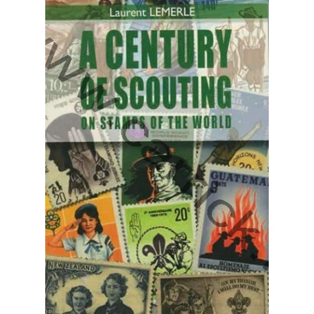 A century of scouting on stamps
