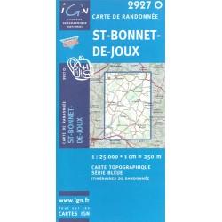 Saint Bonnet de Joux  – 2927 O