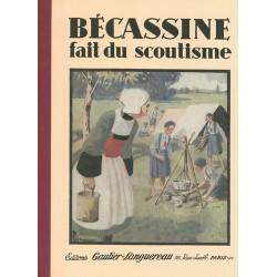 Bécassine fait du Scoutisme