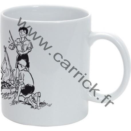 Mug Repas Trappeur