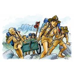 CP - La charrette de Patrouille