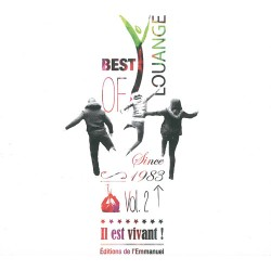 CD – Best of Louange – vol 2