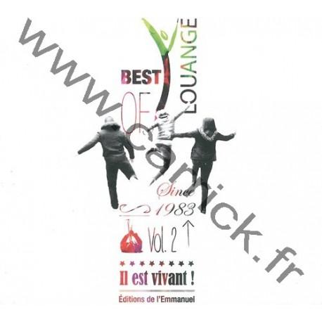 CD – Best of Louange – vol 1