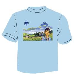 T.Shirt Sizaine des Bruns