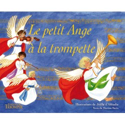 Le petit Ange à la trompette