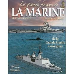 Fresque Marine - T4