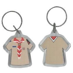 Porte-clé Chemise Scoute