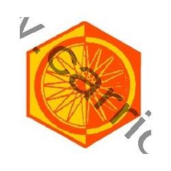 Badge éclaireur GSE - cyclisme