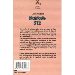 Matricule-512