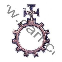 Dizainier métallique - Tout mouvement