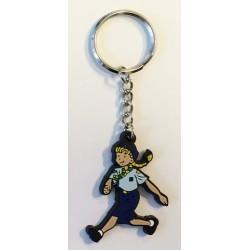 Porte clé Louvette