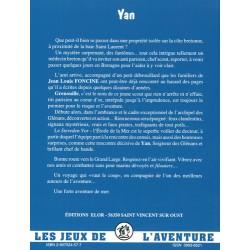 Yan La Caverne aux épaves
