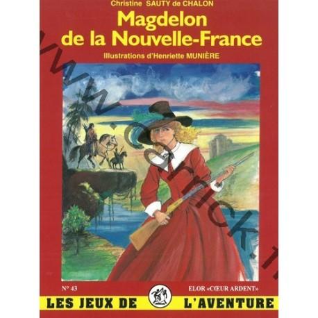 Magdelon de la Nouvelle-France