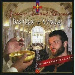 CD l'Eucharistie vraie pain des routiers - Vezelay 2005