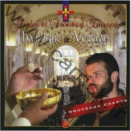 CD l'Eucharistie vraie pain des routiers - Vezelay 2005