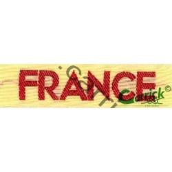 Bande FRANCE - Tout mouvement