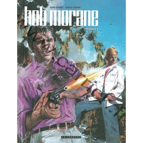 Bob Morane - Intégrale 4