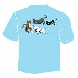 T.Shirt  « Sur la piste »