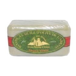 Savon à l'huile d'olive - argile verte