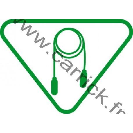 Badge lvtx Acrobate - ENF