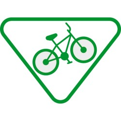 Badge lvtx Cycliste - ENF