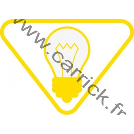 Badge lvtx Electricien - ENF