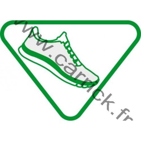 Badge lvtx Gymnaste - ENF
