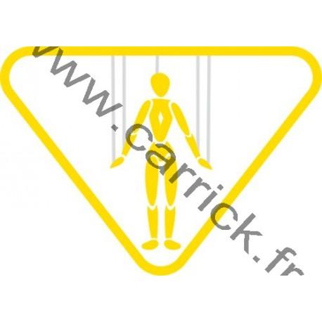 Badge lvtx Marionnetiste - ENF