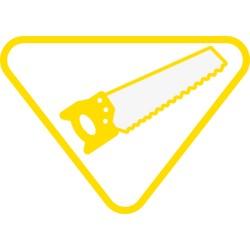 Badge lvtx Menuisier - ENF