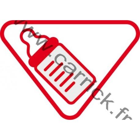 Badge lvtx Puériculture - ENF