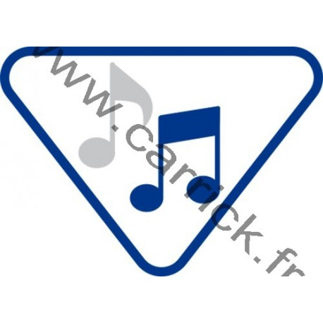 Badge lvtx Troubadour - ENF