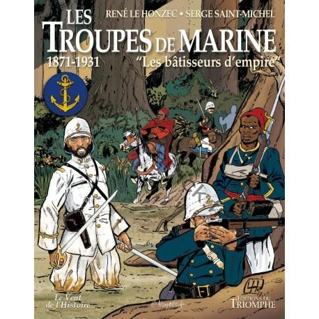 Les Troupes de Marine - T2