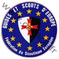 Autocollant - Rond GSE