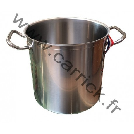 Gamelle inox 10,5 litres - SITRAM