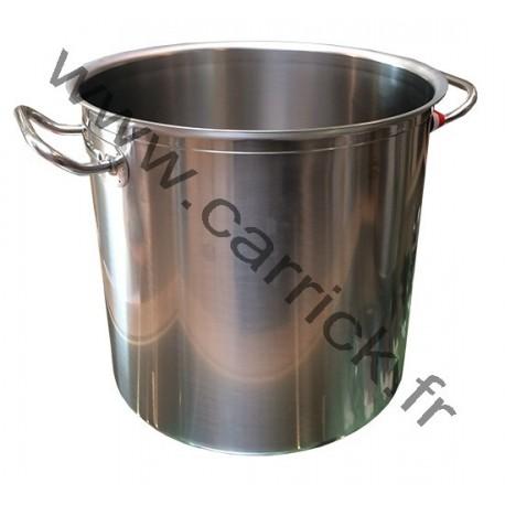 Gamelle inox 21 litres - SITRAM