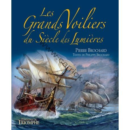 Les grands voiliers du siècles des lumières