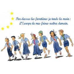 CP - Scoutisme Européen