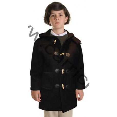 manteau duffle coat ado garçon