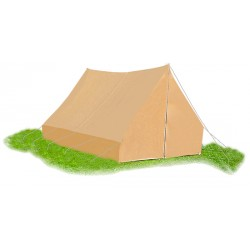 Chambre seule pour tente 8 places