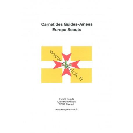 Carnet Guides aînées - Europa Scouts