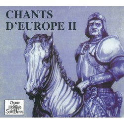 CD Chants d'Europe 2