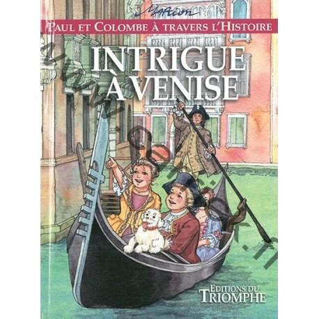 Intrigues à Venise – H9