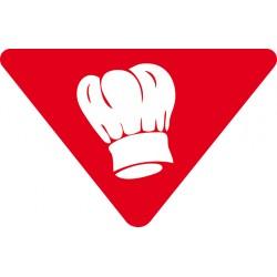 Badge louvetisme GSE - Cuisinier