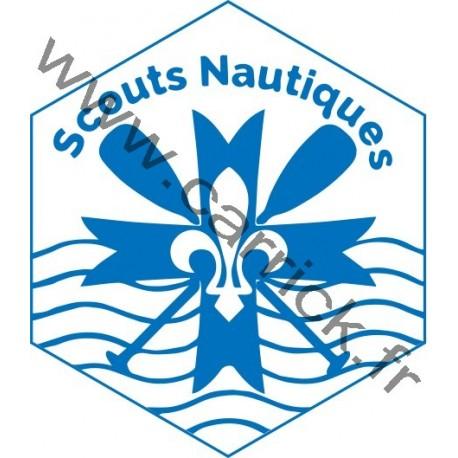 Insigne Scouts Nautiques