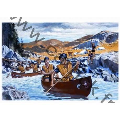Poster Scouts nautiques