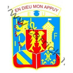 Ecusson - Bourgogne