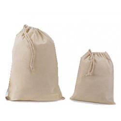 Sac coton naturel