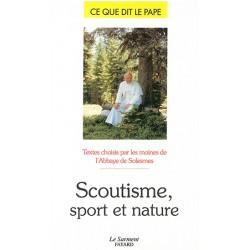 Scoutisme, sport et nature